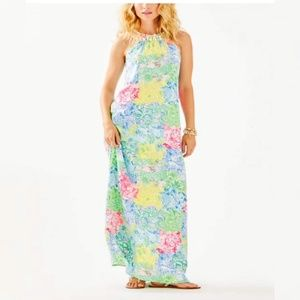NWT Lilly Pulitzer SHAWN MAXI DRESS